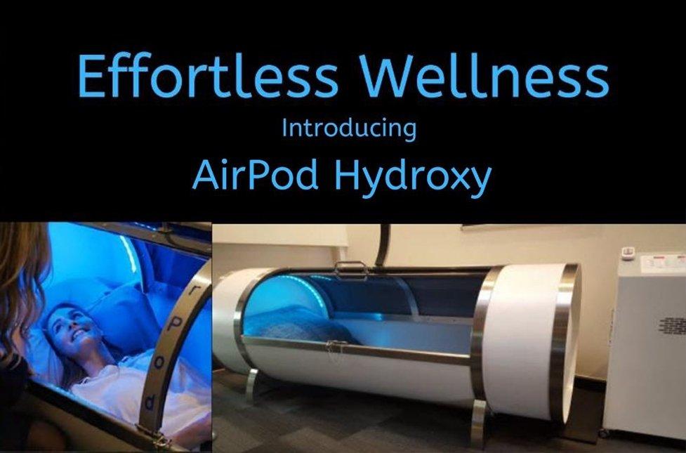 Articles, Effortless Wellness AirPod Hydroxy